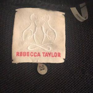 Rebecca Taylor Vest
